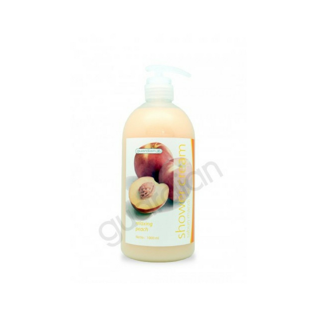Guardian Shower Cream Relaxing Peach