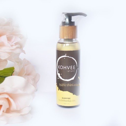 Kohvee Story Coffee Cleansing Oil