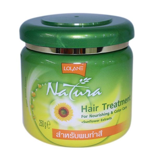 Lolane Natura Extra Hair Treatment Nourishing & Color Care Sun Flower