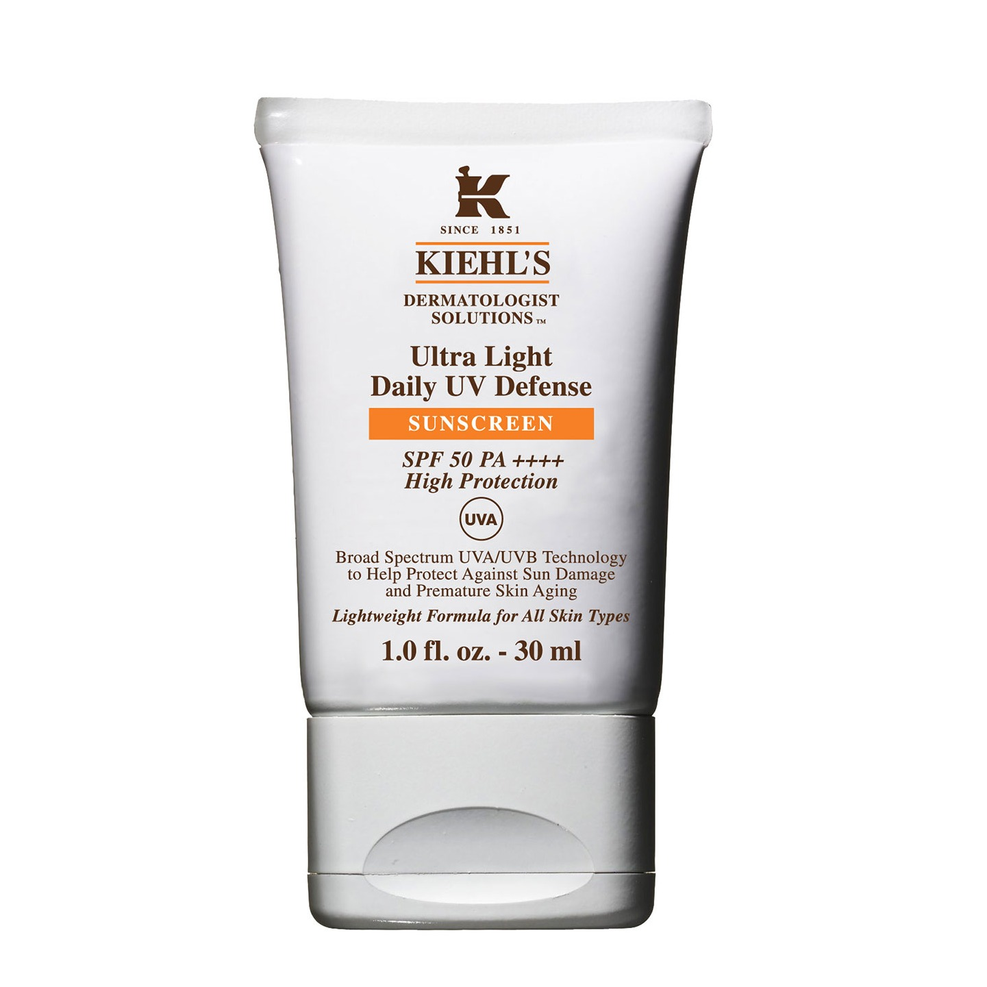 Kiehl's Ultra Light Daily UV Defense SPF 50 PA+++