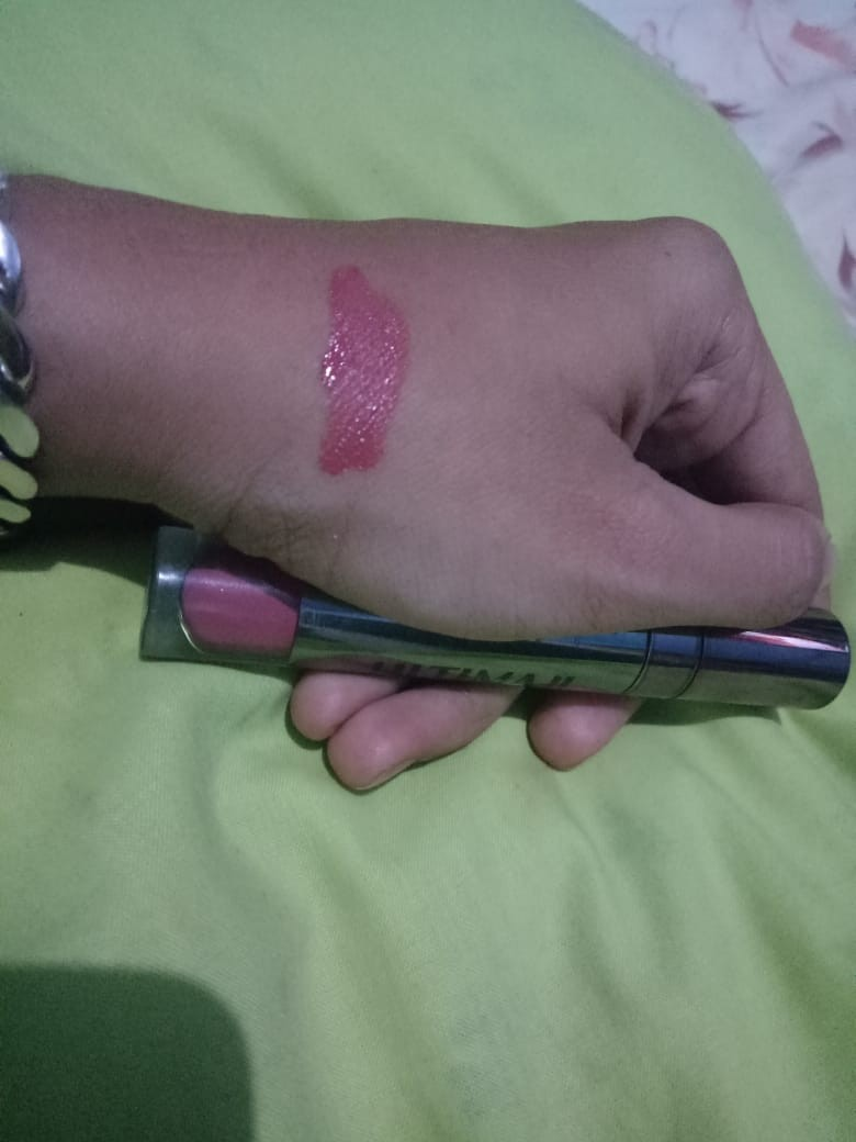 Ultima II Wonderwear Liquid Lipstick Posh Fix