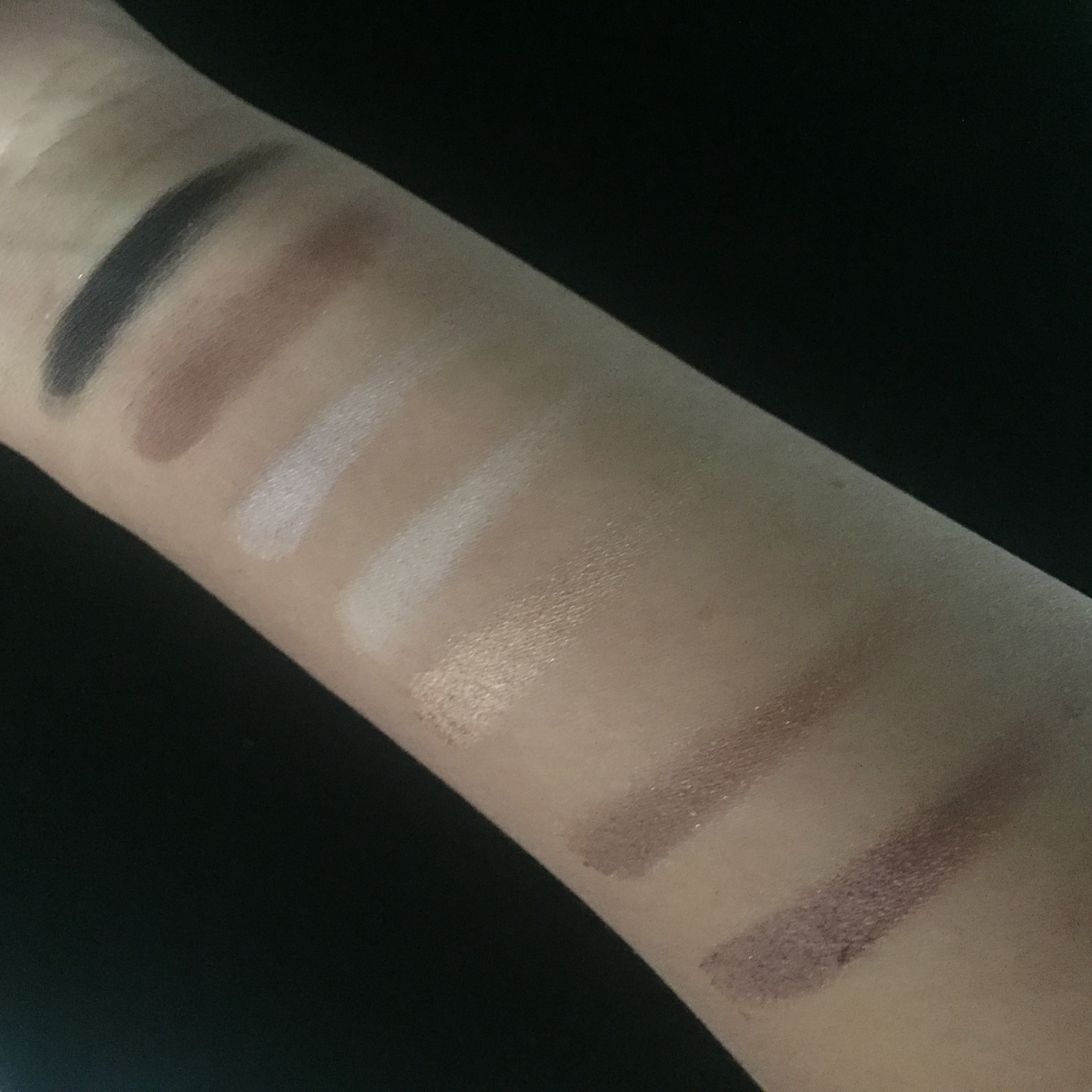 Review Lt Pro Naturally Glam Eye Shadow Palette Beauty Journal By