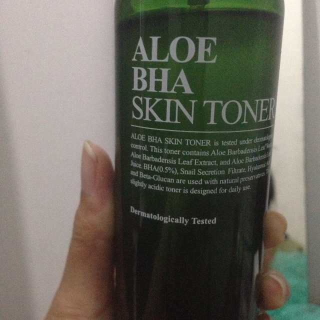 Review Benton Aloe Bha Skin Toner Beauty Journal By Sociolla