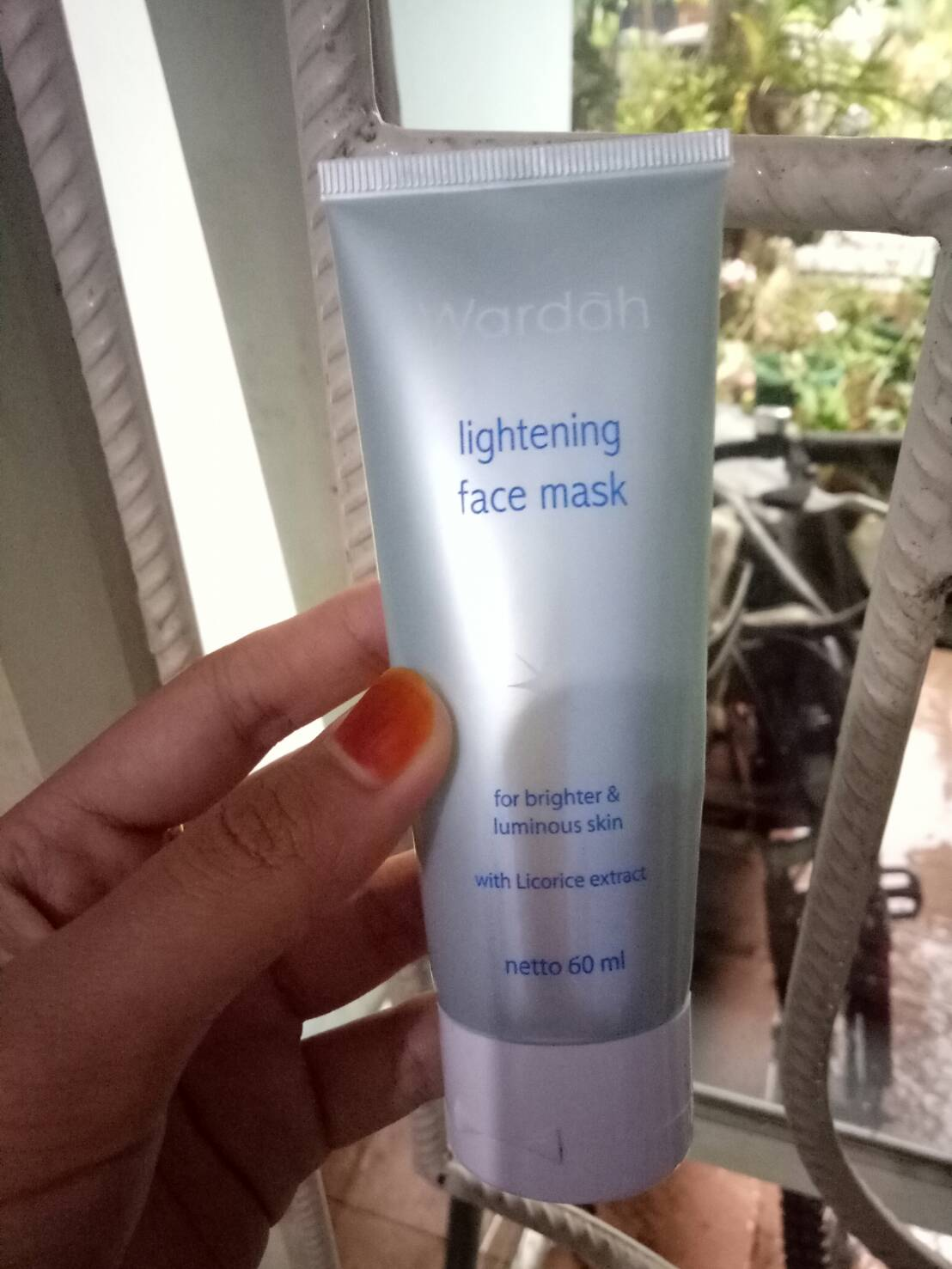 Review Wardah Lightening Face Mask 60 Ml Beauty Journal By Sociolla Ayunda Rahma