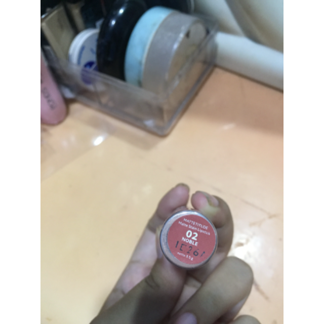 Jual Wardah Instaperfect MATTETITUDE Matte Stain Lipstick