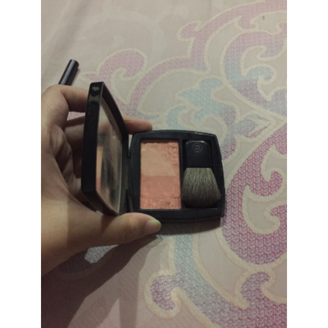 Chanel Chanel Tweed Duo Blush