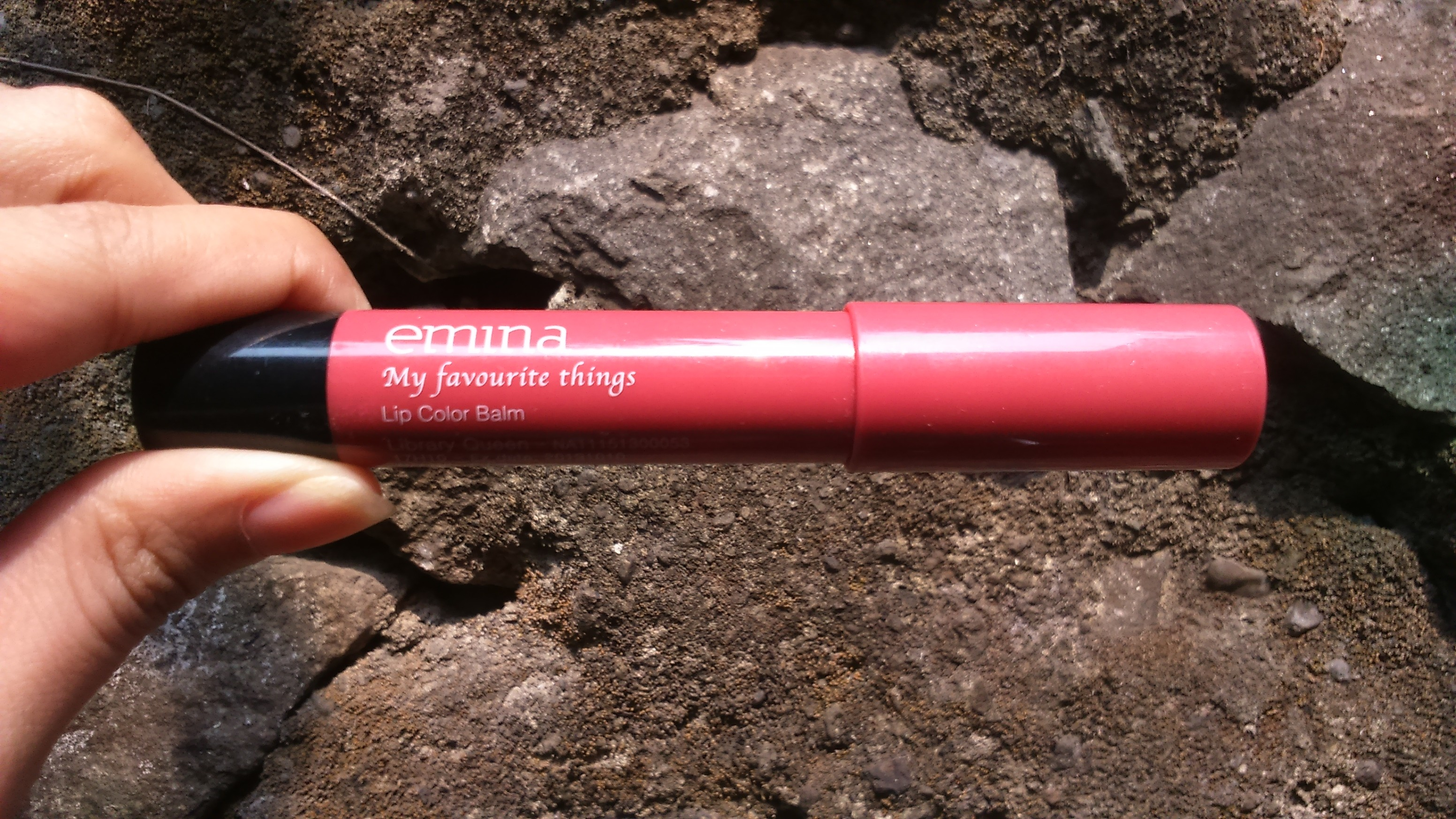Review Emina My Favourite Things Lip Color Balm Beauty Journal By Quina Maskara Hitam Mkp00006 05 November 2018