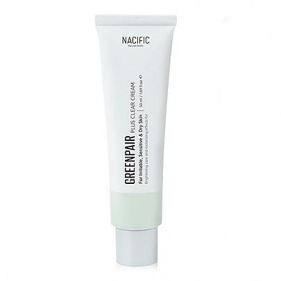 Nacific Greenpair Plus Clear Cream