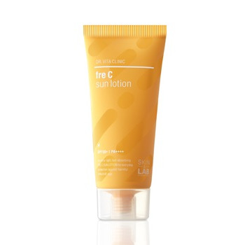 SKIN and LAB Dr Vita Clinic Fre C Sun Lotion