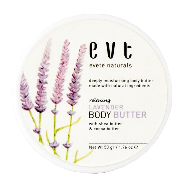 Evete Naturals Relaxing Lavender Body Butter
