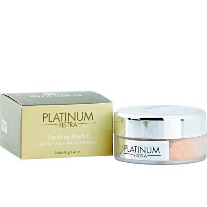 Ristra Platinum Finishing Powder