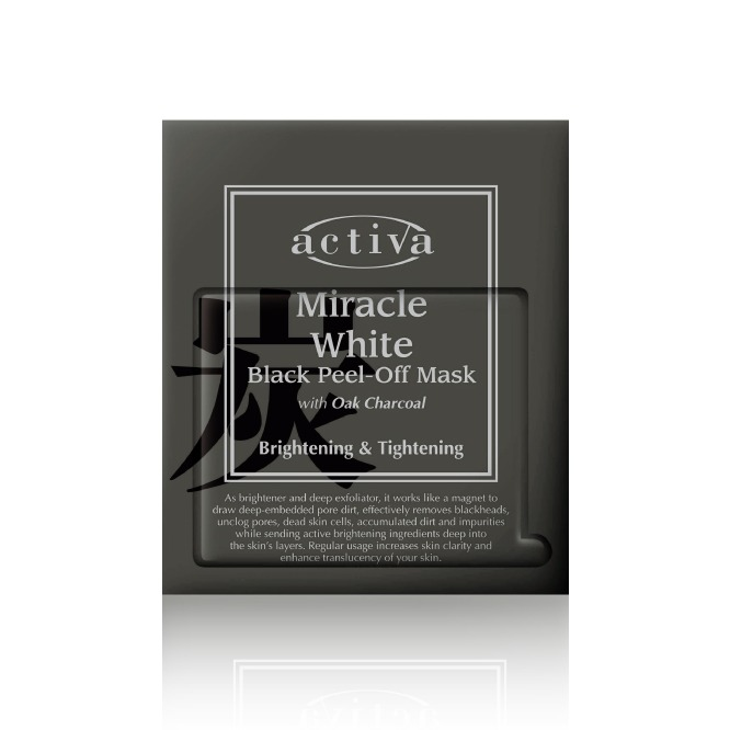 Activa Miracle White Brightening Mask