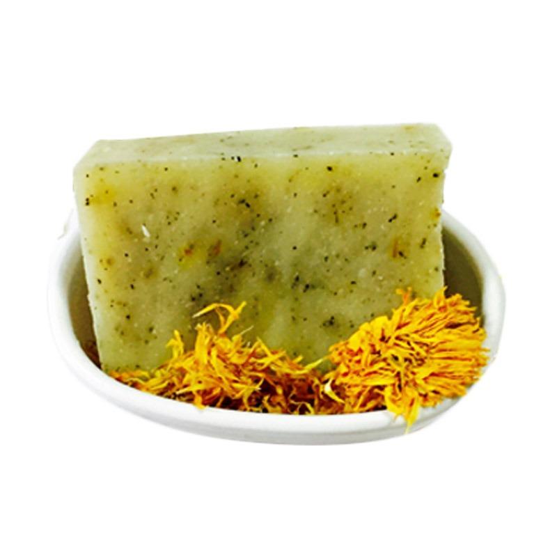 Bodytalk Calendula Green Tea Soap