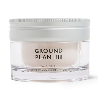 Ground Plan DAY & NIGHT SECRET MOISTURE CREAM