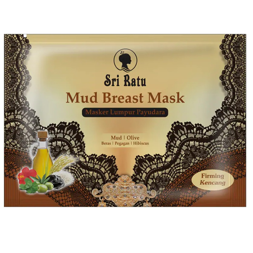 Sri Ratu Mud Breast Mask
