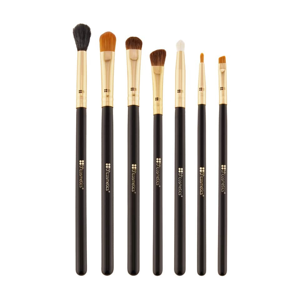 BH Cosmetics Eye Essential 7 pc Brush Set