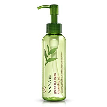 Innisfree Green Tea Fresh Cleansing Oil