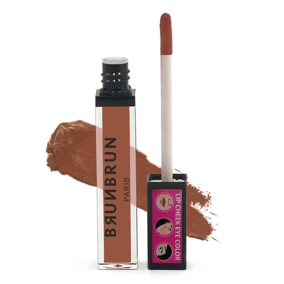 BrunBrun Paris Lip Cheek Eye Colour