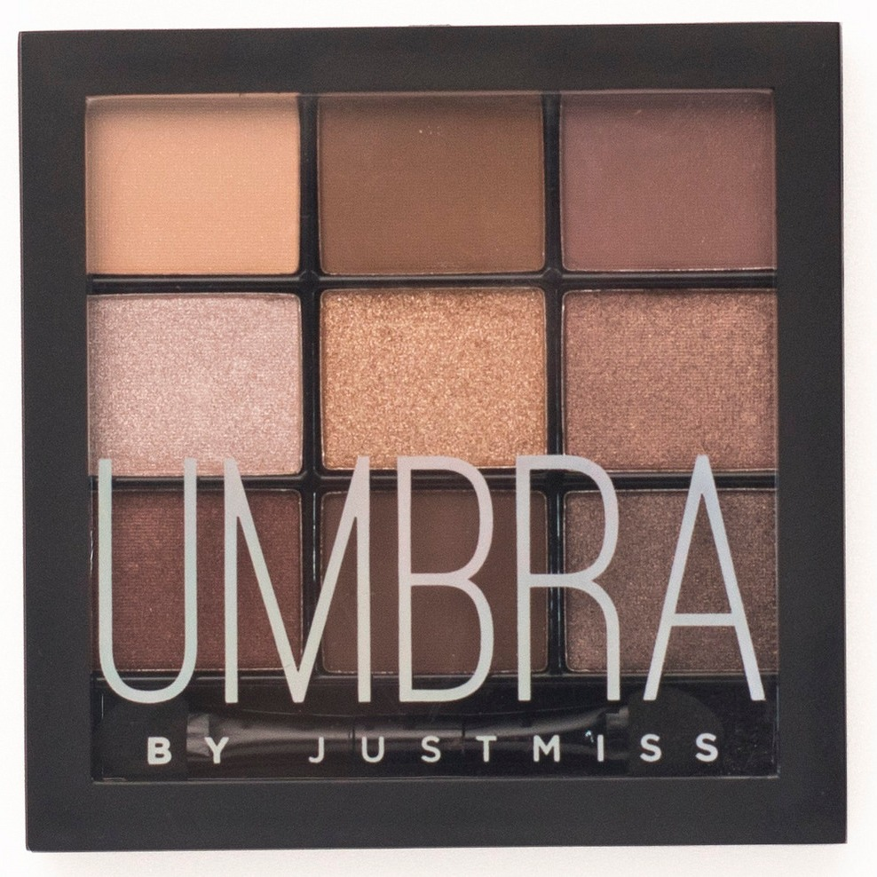 Just Miss UMBRA Eyeshadow Palette