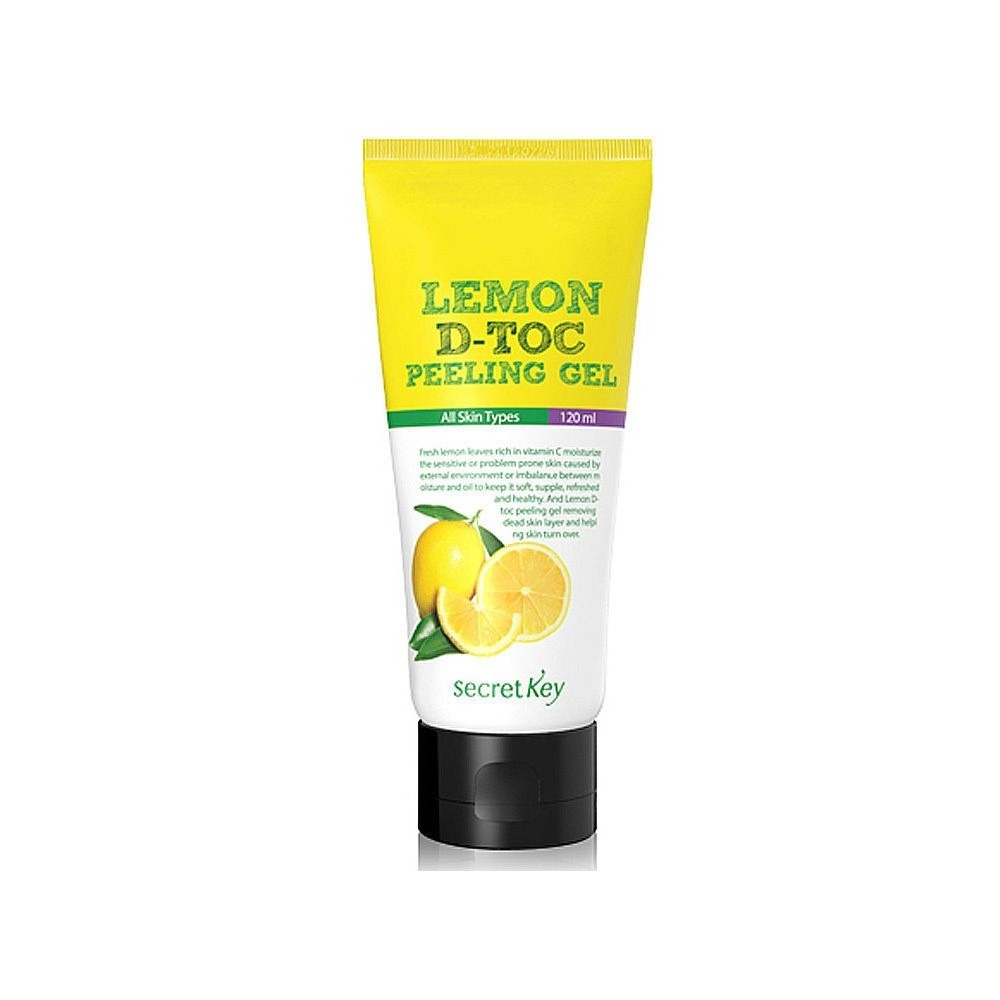 Secret Key Lemon D-Toc Peeling Gel