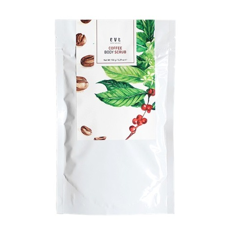 Evete Naturals Coffee Body Scrub