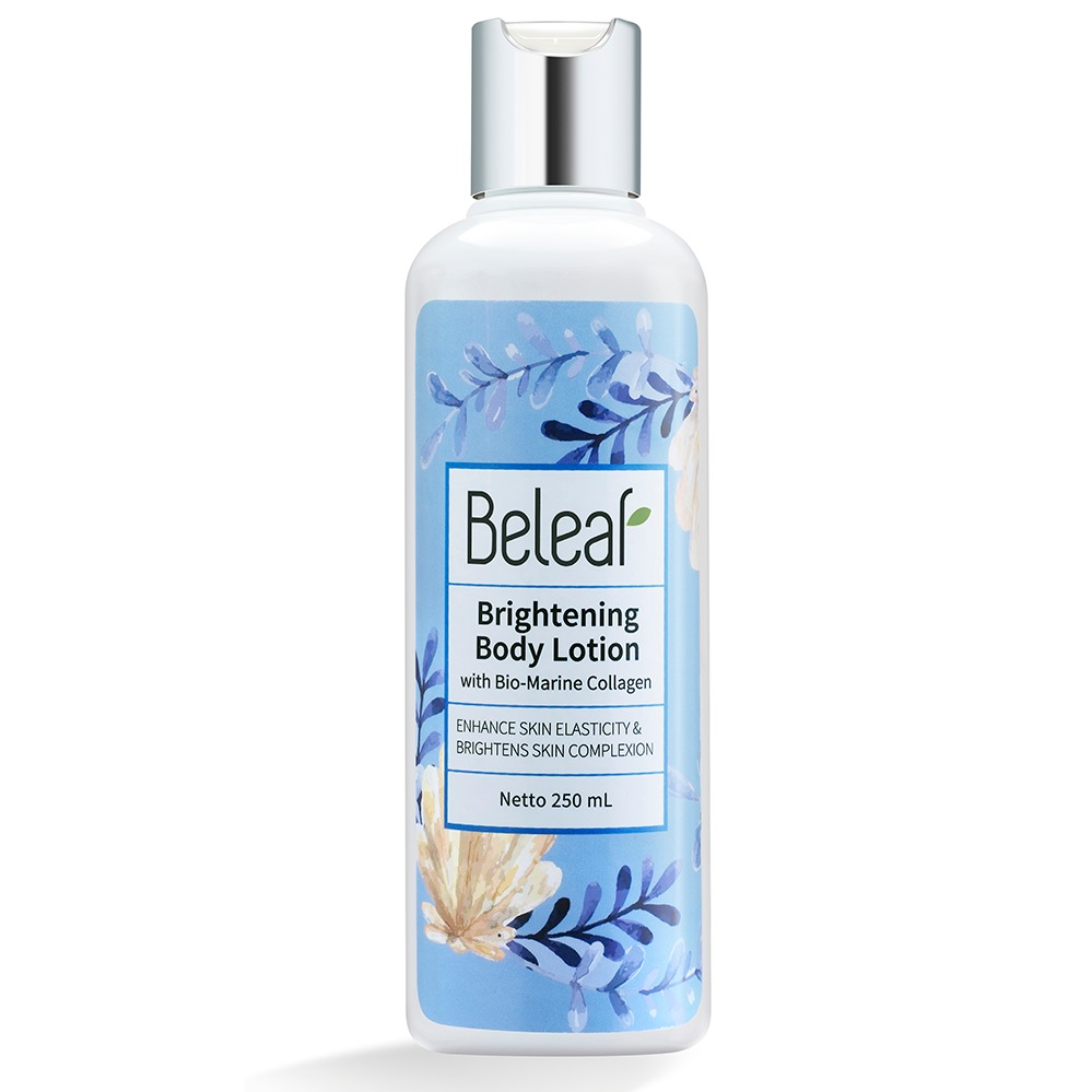 Beleaf Brightening Body Lotion