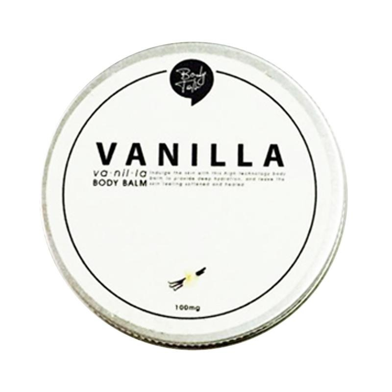 Bodytalk Vanilla pelambab Tubuh Handmade Body Balm