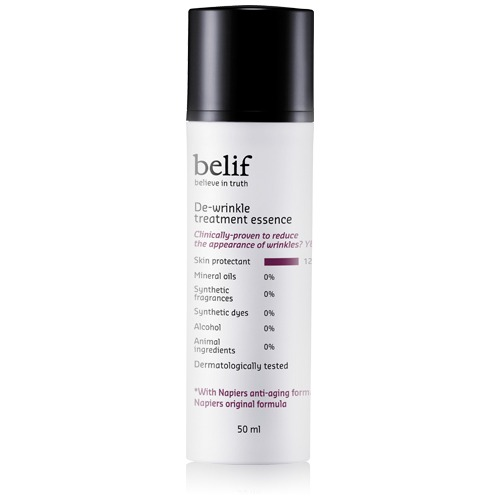 Belif De-wrinkle Treatment Essence