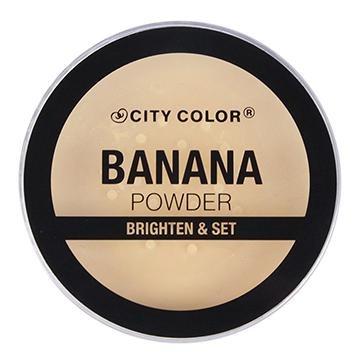 City Color Loose Banana Powder