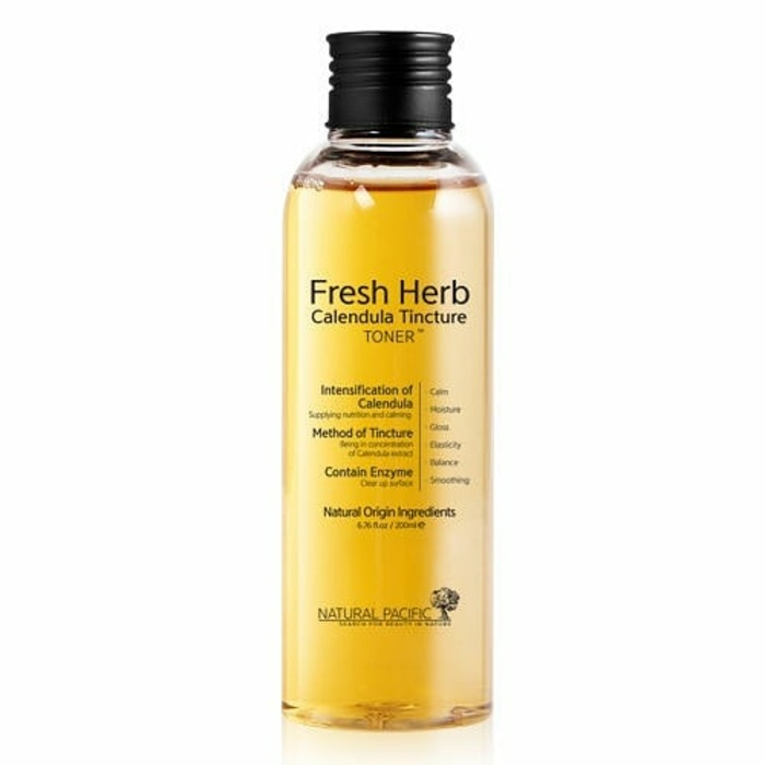 Nacific Fresh Herb Calendula Tincture Toner
