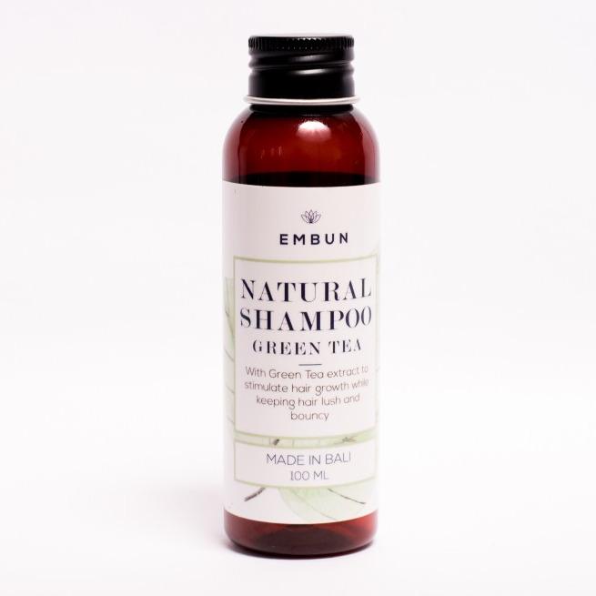 Embun Natural Shampoo Green Tea