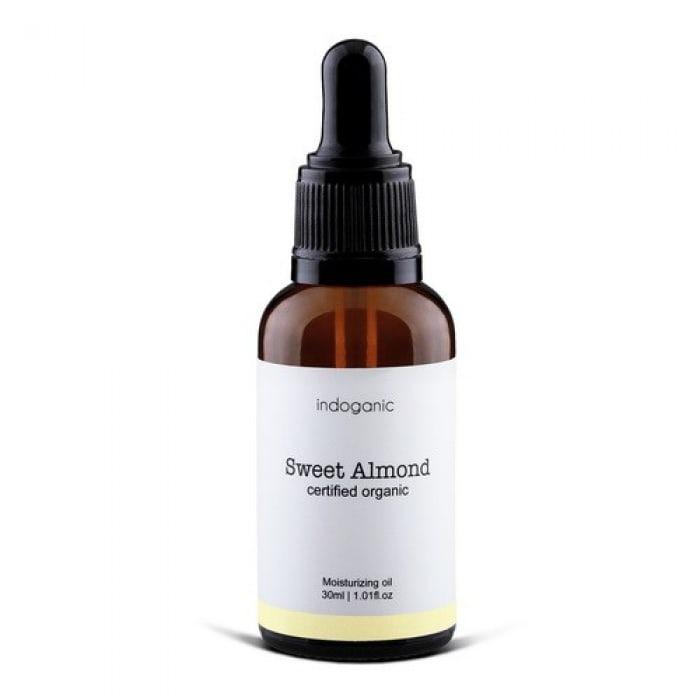 Indoganic Sweet Almond Oil
