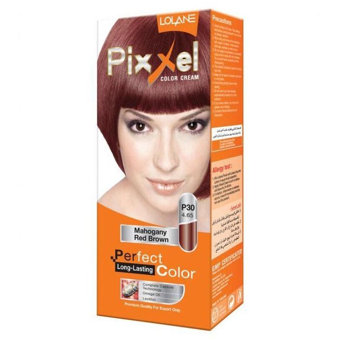 Lolane Pixxel P30 Mahogany Red Brown