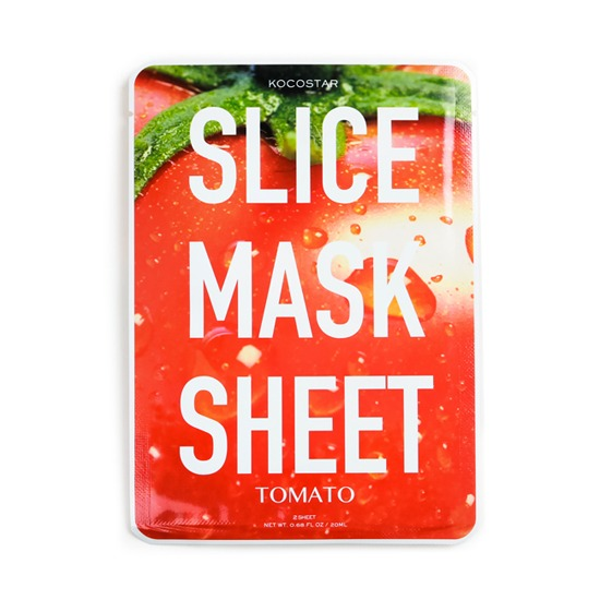 KOCOSTAR TOMATO SLICE MASK SHEET