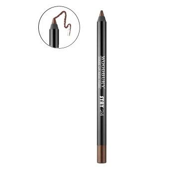 Woodbury STAY 24 Eyeliner Pencil Lux Brown