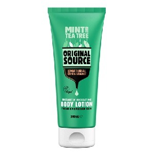 Original Source Mint & Tea Tree Body Lotion
