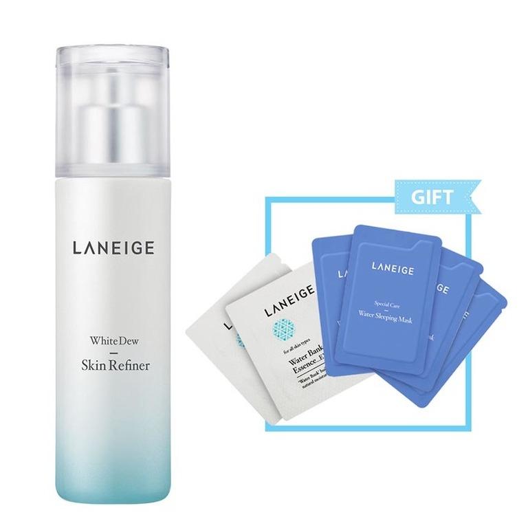 Laneige White Dew Skin Refiner Set B