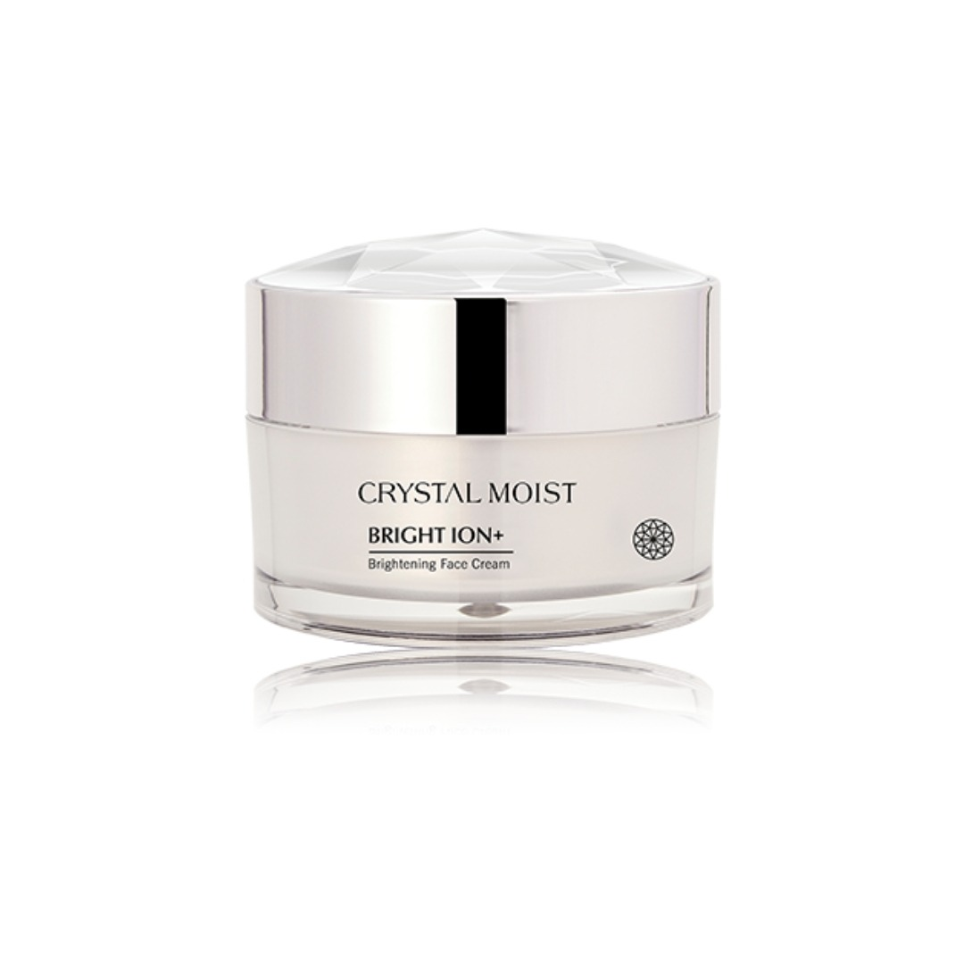 Crystal Moist BRIGHT ION+ Brightening Face Cream