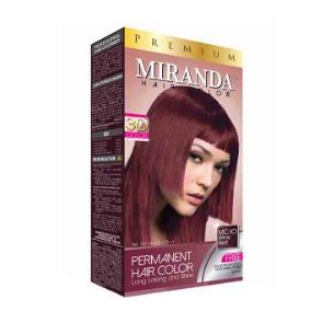 Hair Color Premium Wine Red