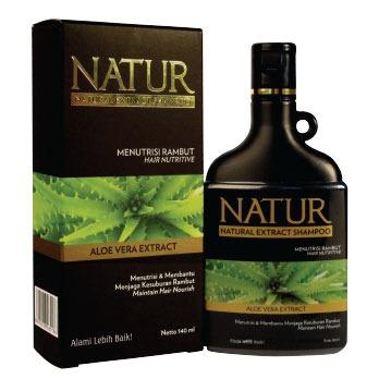Natur Aloe Vera Extract Shampoo