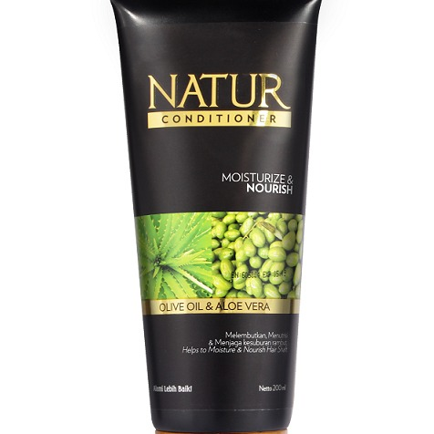 Natur Olive Oil & Aloe Vera Conditioner