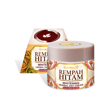 Roro Mendut Rempah Hitam Whitening Herbal Day Cream