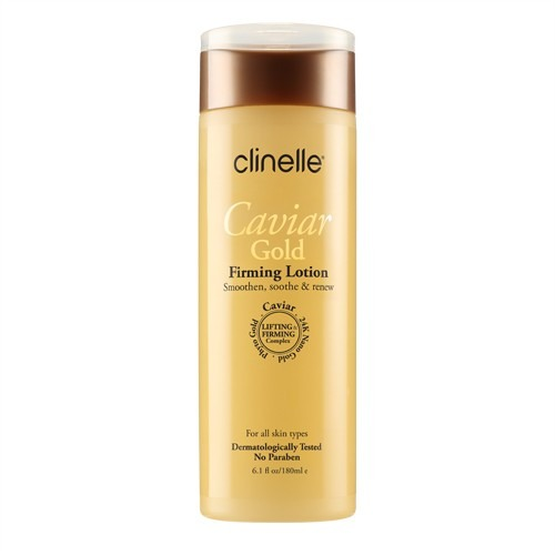 Clinelle CAVIARGOLD FIRMING LOTION