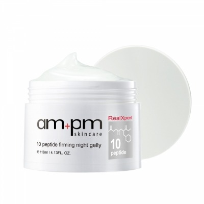 am+pm RX 10 Peptide Firming Night Gelly