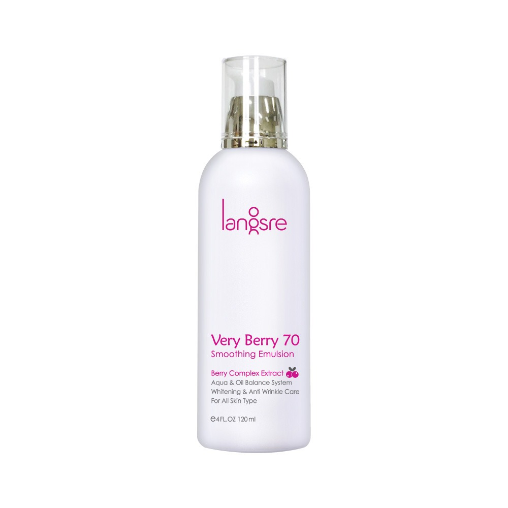Langsre Very Berry 70 Smoothing Emulsion