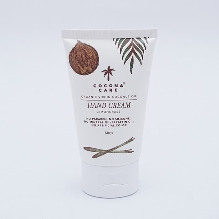 Cocona Care Hand Cream Lemongrass