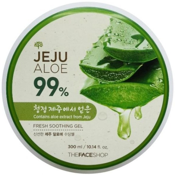 The Face Shop Fresh Jeju Aloe Soothing Gel