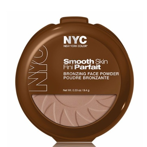 NYC Smooth Skin Bronzing Powder - Sunny