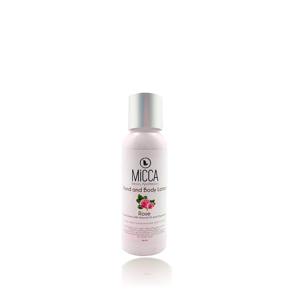 Micca Beauty BODY LOTION ROSE