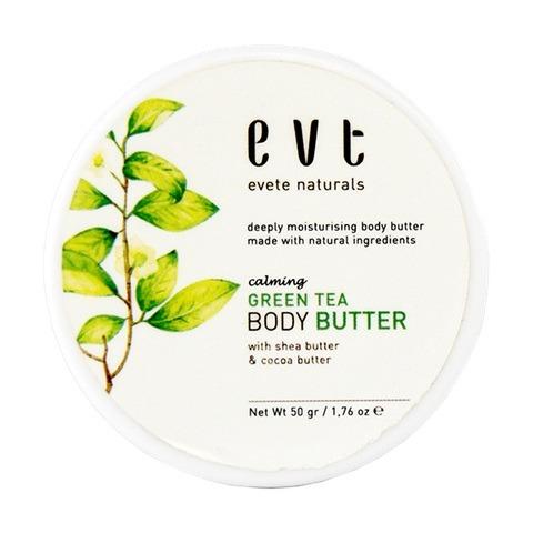 Evete Naturals Calming Green Tea Body Butter